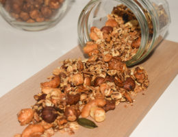 Granola Sain et Gourmand