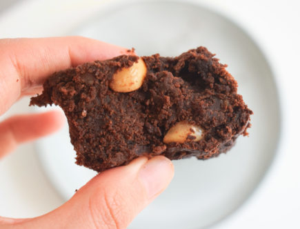 Brownie vegan